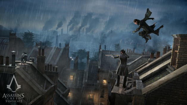 Assassin's Creed Syndicate'İn PC, PS4 ve XBOX