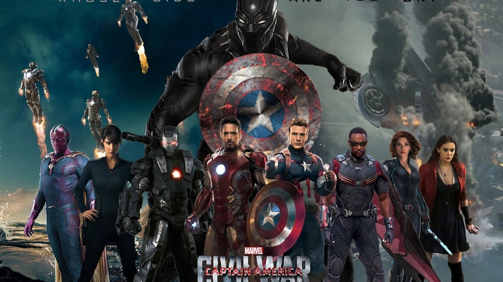 CAPTAIN AMERICA: CIVIL WAR 6 MAYIS 2016 SİNEMALARDA